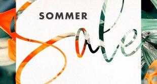 Sommer Sale 2018 – hier gibt's die besten Schnäppchen!