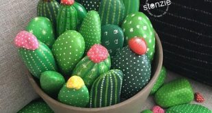 14 liebenswertesten Painted Rocks-Ideen und Kunsthandwerk für Kinder und Erwachsene