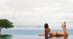 California Bucket List 35. Swim in a Infinity Pool ∞