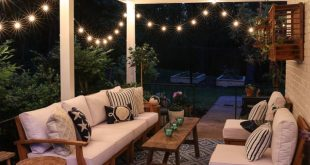 Summer Decorating: Porch and Patio Ideas #porch #patio #decorating #ideas #outdo...