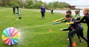 15 Wasserspiele und Sommeraktivitäten für Kinder