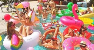 How to Make a Happy Pool Party? 30 Great Decoration Ideas for This Summer