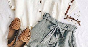 Niedliche Outfits für die Sommer-Outfits für Teenager 2019