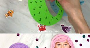 Summer Craft For Girls - #Craft #forkidstomake #girls #Summer