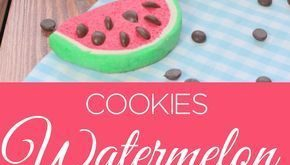 Süße Wassermelonen Kekse // Cute watermelon cookies ♥